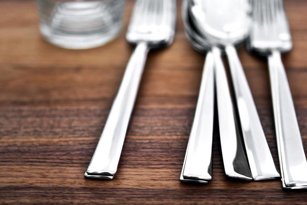 Punggol Parc Vista, Versaform, Eclectic, Dining Room, HDB, Cutlery