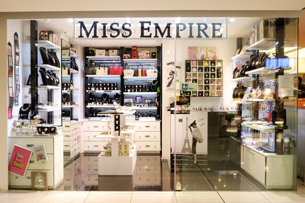 Miss Empire (Plaza Singapura), Commercial, Interior Designer, Nitty Gritty Interior, Modern