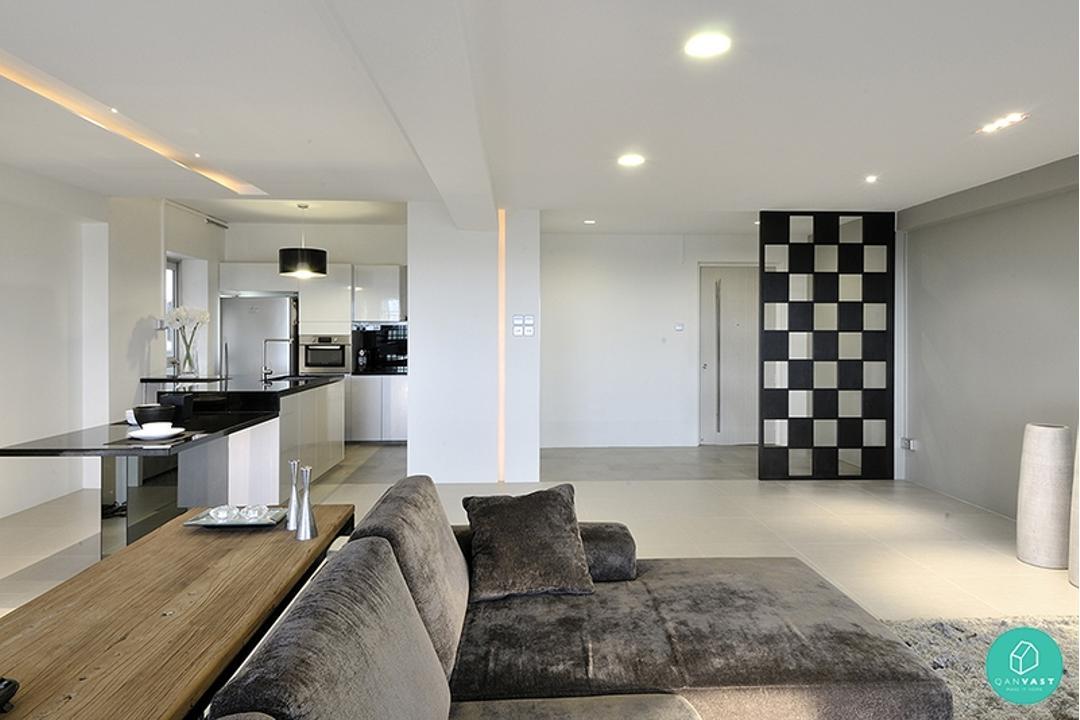 ... BoxID Pasir Ris Dining Room Minimalist Monochrome