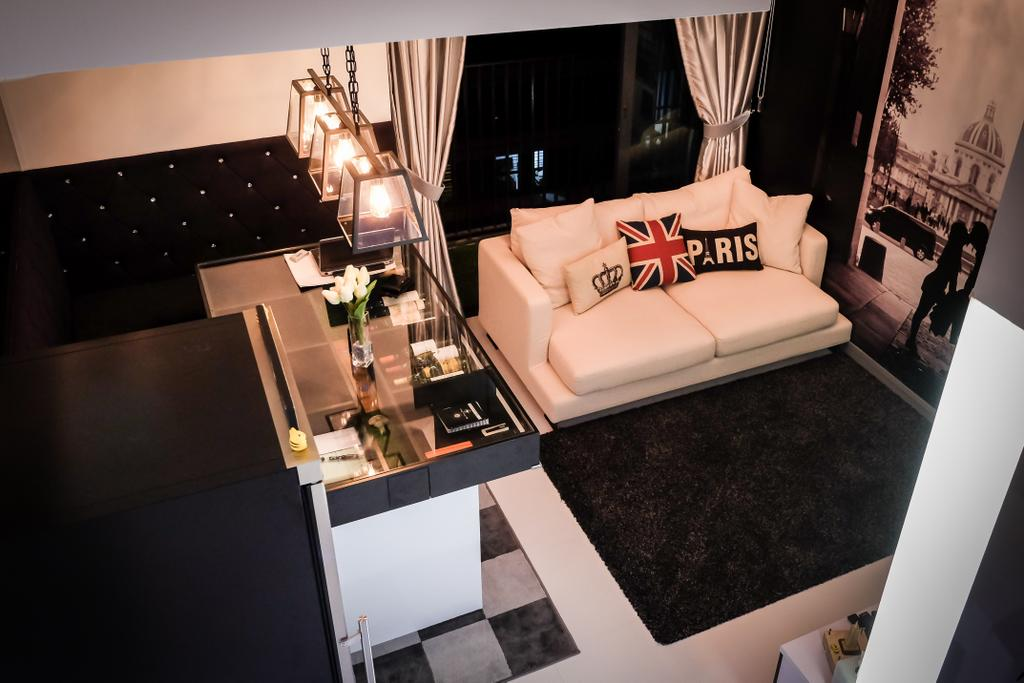Modern, HDB, Living Room, SkyTerrace @ Dawson (Block 89), Interior Designer, Nitty Gritty Interior