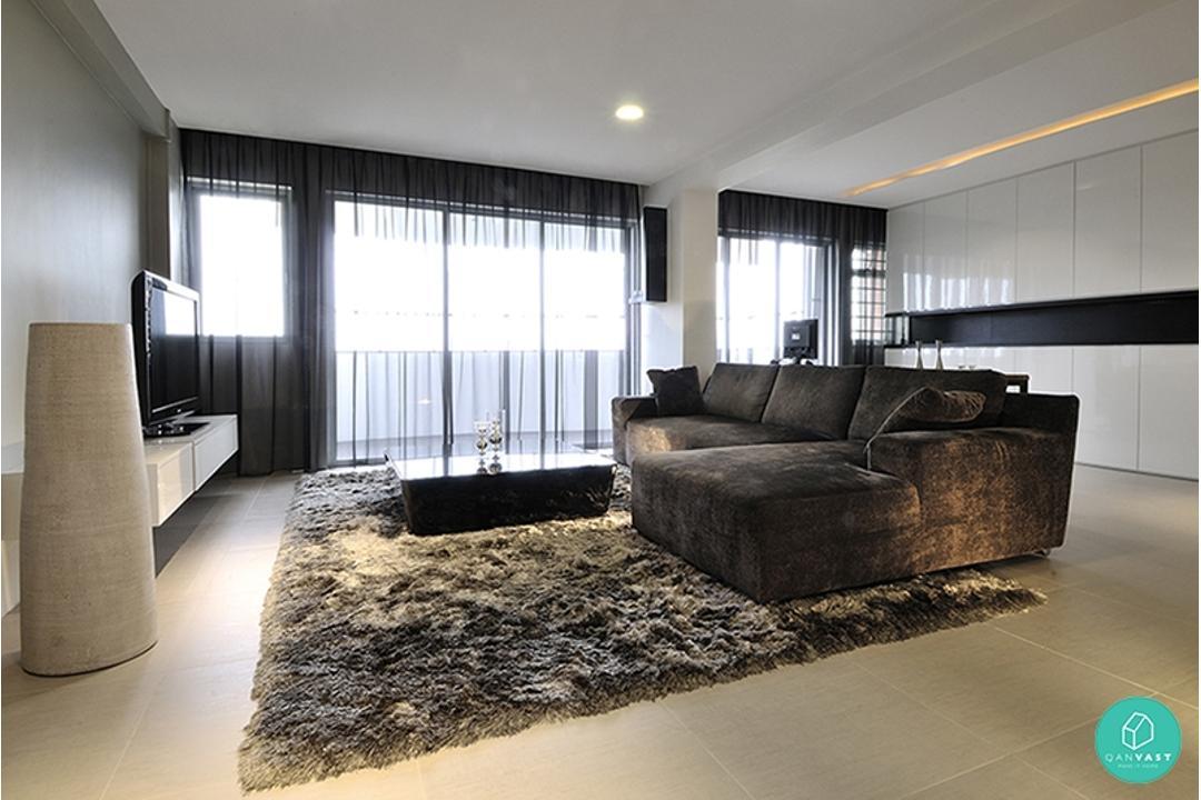 10 Stylish Minimalist Home Designs For Your Hdb Condo Qanvast