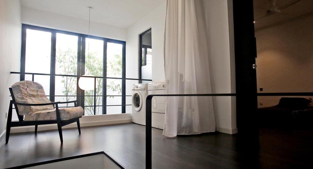 Contemporary, Landed, Kinrara, Interior Designer, Core Design Workshop, Modern, Apartment, Building, Housing, Indoors, Loft