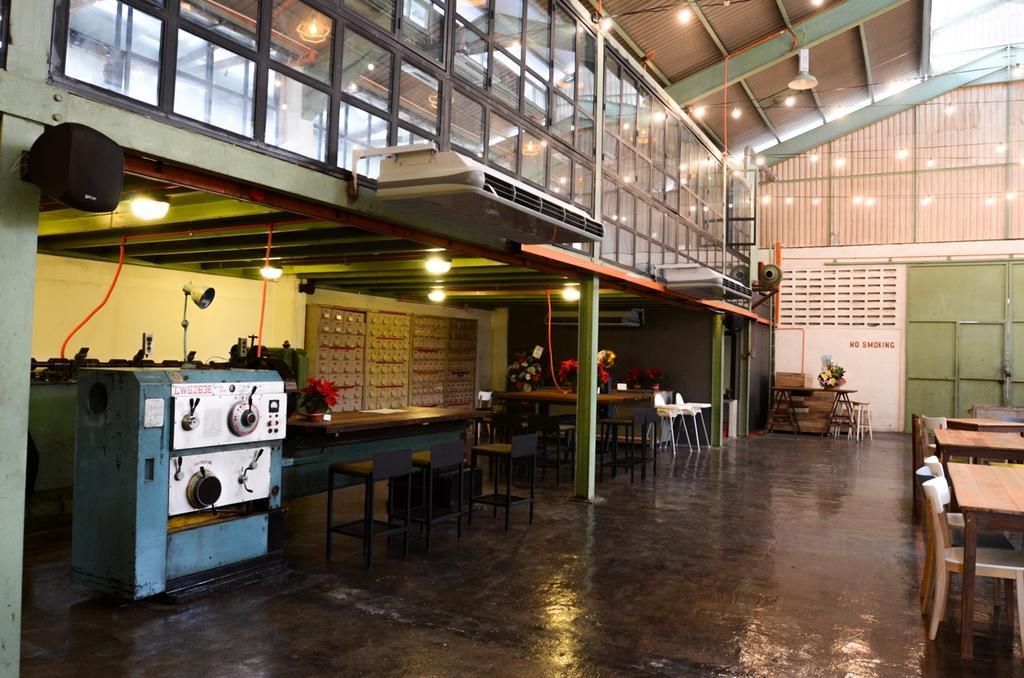 WhupWhup, Subang Jaya, Commercial, Interior Designer, DesignLah, Modern, Industrial, Bench, Dining Table, Furniture, Table