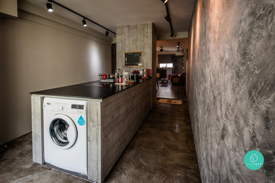 15 Transformation of Old & Small Resale HDBs