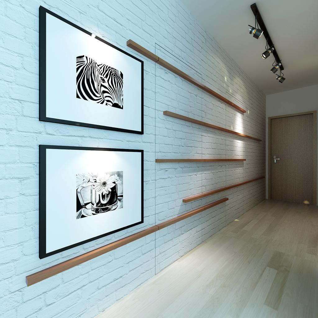 Minimalistic, HDB, Fernvale Link, Interior Designer, DB Studio, 3 D Images, Collage, Poster