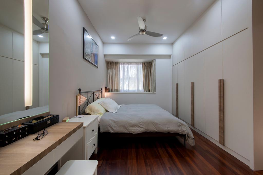 Modern, Condo, Bedroom, Country Park, Interior Designer, Space Define Interior, Contemporary