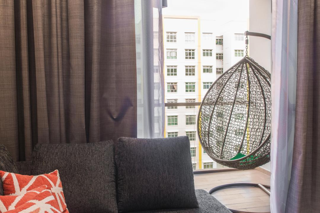 Browse Through Local Design Ideas For Balcony Hanging Chair And Save Them  To Your Boards For Easy Sharing And Planning.