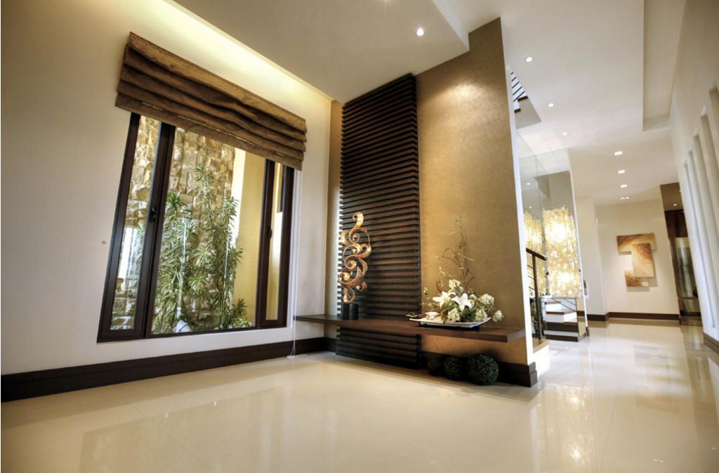 Contemporary, Landed, Kiara View Phase 4 Show House, Interior Designer, Hoe & Yin Design Studio, Indoors, Interior Design, Flora, Jar, Plant, Potted Plant, Pottery, Vase