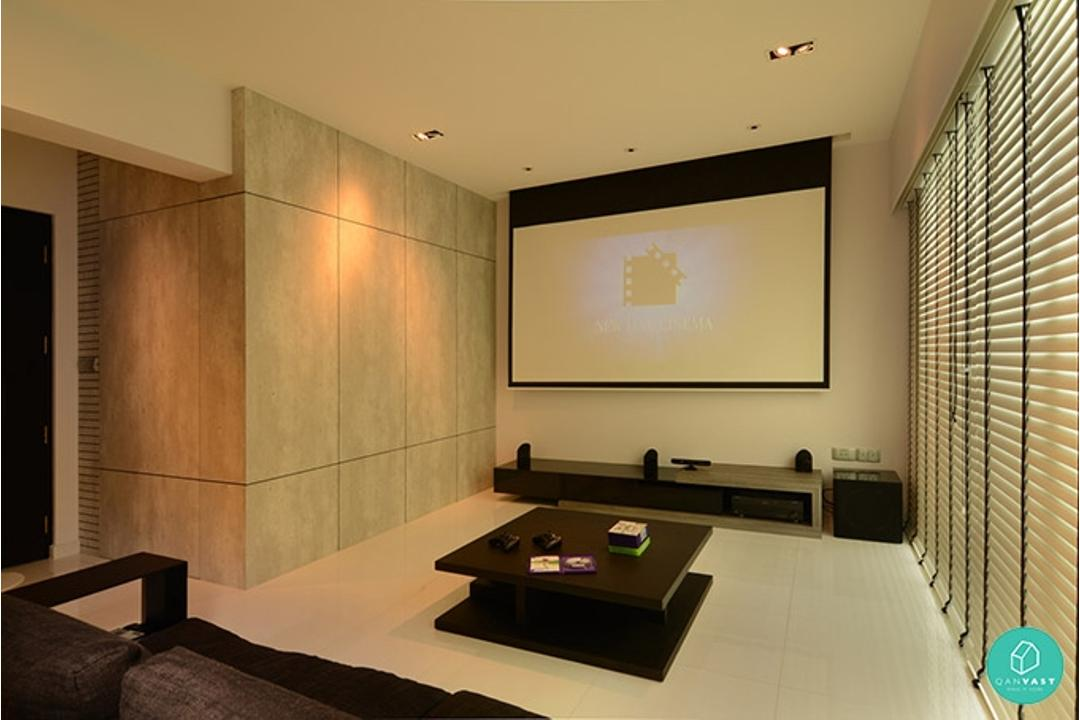 Orange-Cube-Punggol-Living-Room