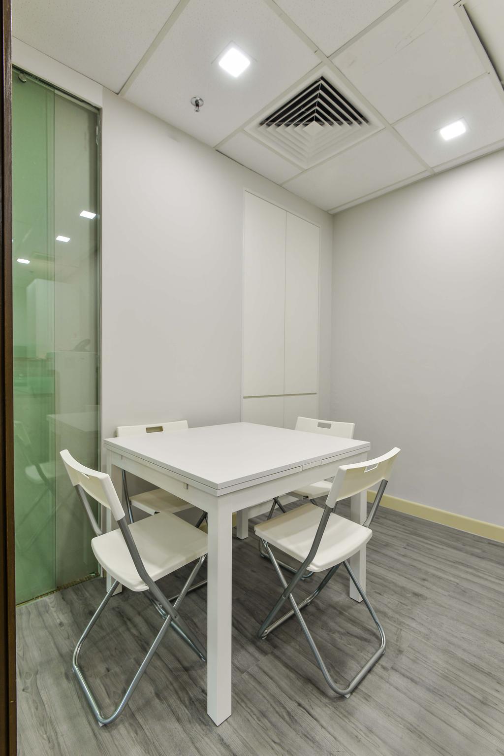 MLS Capital- G-Tower Jln Tun Razak, Commercial, Interior Designer, Torch Empire, Modern, Dining Table, Furniture, Table, Chair, Dining Room, Indoors, Interior Design, Room