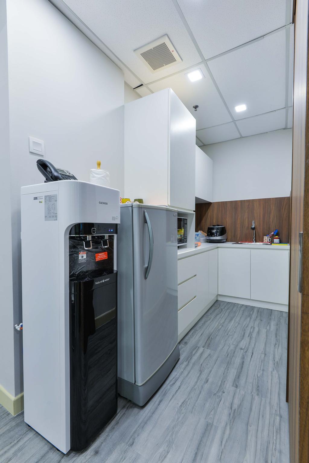 MLS Capital- G-Tower Jln Tun Razak, Commercial, Interior Designer, Torch Empire, Modern, Appliance, Electrical Device, Fridge, Refrigerator