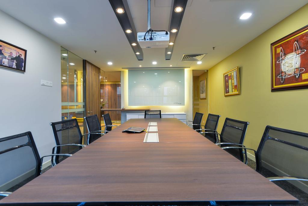 MLS Capital- G-Tower Jln Tun Razak, Commercial, Interior Designer, Torch Empire, Modern, Car Mirror, Mirror, Conference Room, Indoors, Meeting Room, Room