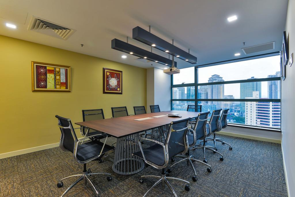 MLS Capital- G-Tower Jln Tun Razak, Commercial, Interior Designer, Torch Empire, Modern, Chair, Furniture, Dining Room, Indoors, Interior Design, Room, Dining Table, Table, Conference Room, Meeting Room