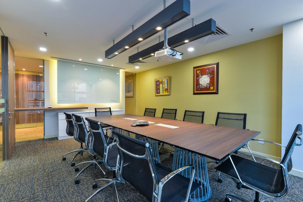 MLS Capital- G-Tower Jln Tun Razak, Commercial, Interior Designer, Torch Empire, Modern, Chair, Furniture, Conference Room, Indoors, Meeting Room, Room, Dining Table, Table
