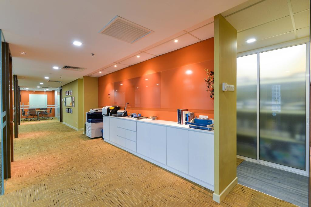 MLS Capital- G-Tower Jln Tun Razak, Commercial, Interior Designer, Torch Empire, Modern, Flooring