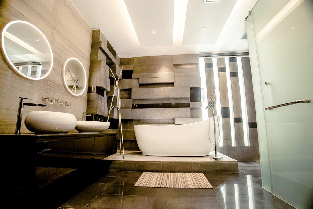 Modern, Landed, Bathroom, Yuva Semi-D @ Masai Johor, Interior Designer, Torch Empire