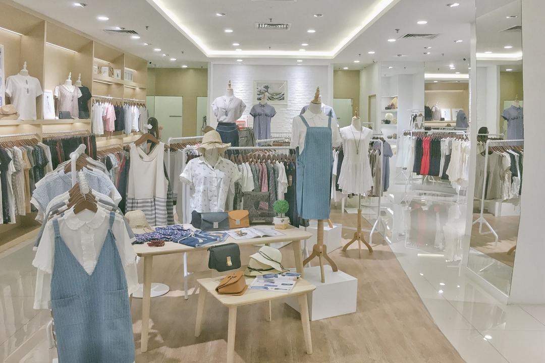 DennieYeap - Penang Gurney Plaza, DesignLah, Modern, Commercial, Human, People, Person, Mannequin, Boutique, Shop