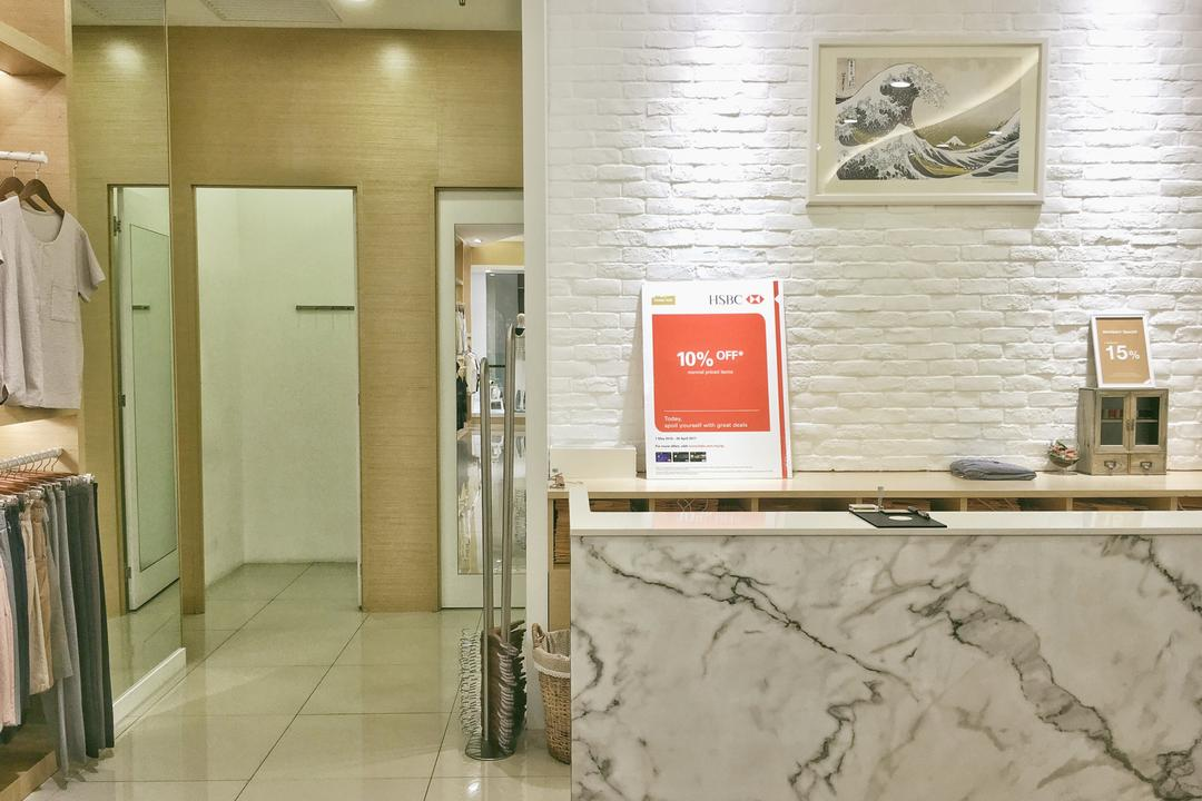 DennieYeap - Penang Gurney Plaza, DesignLah, Modern, Commercial, Plumbing