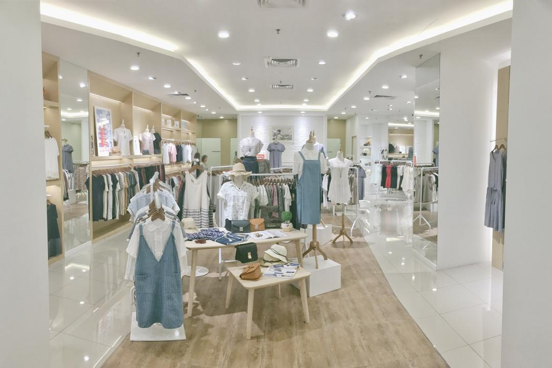 DennieYeap - Penang Gurney Plaza, DesignLah, Modern, Commercial, Human, People, Person, Boutique, Shop