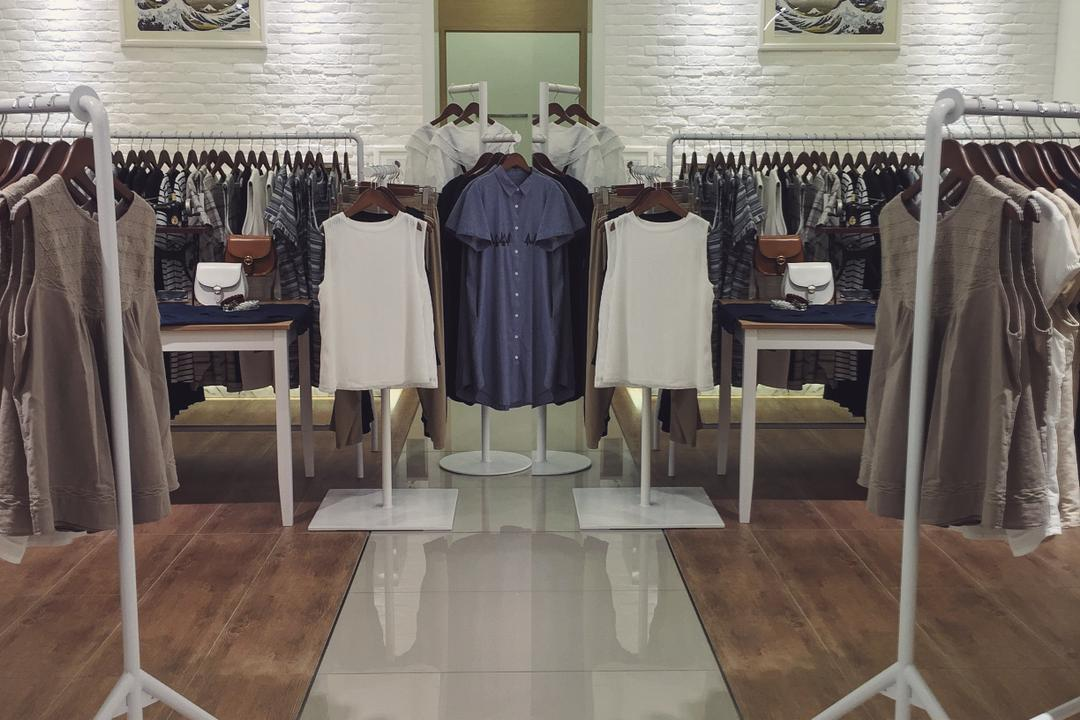 DennieYeap - Penang Gurney Plaza, DesignLah, Modern, Commercial, Apparel, Clothing