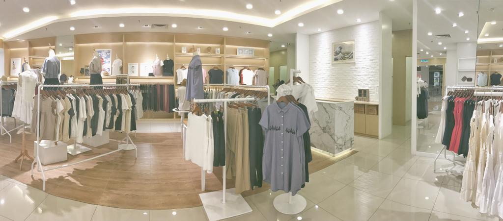 DennieYeap - Penang Gurney Plaza, Commercial, Interior Designer, DesignLah, Modern, Boutique, Shop