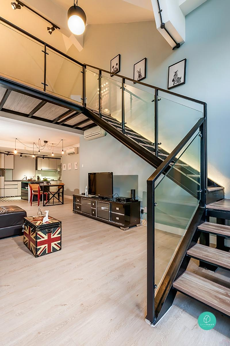 10 Amazing Loft Apartments In Singapore