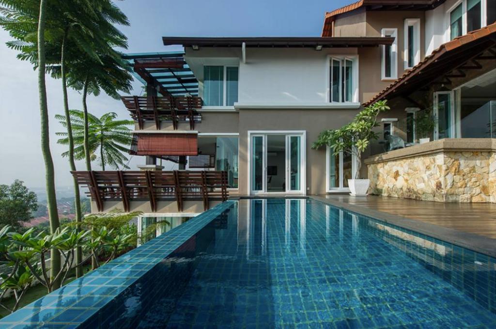 Modern, Landed, Alam Damai Bungalow, Interior Designer, EDI: Essential Design Integrated, Contemporary