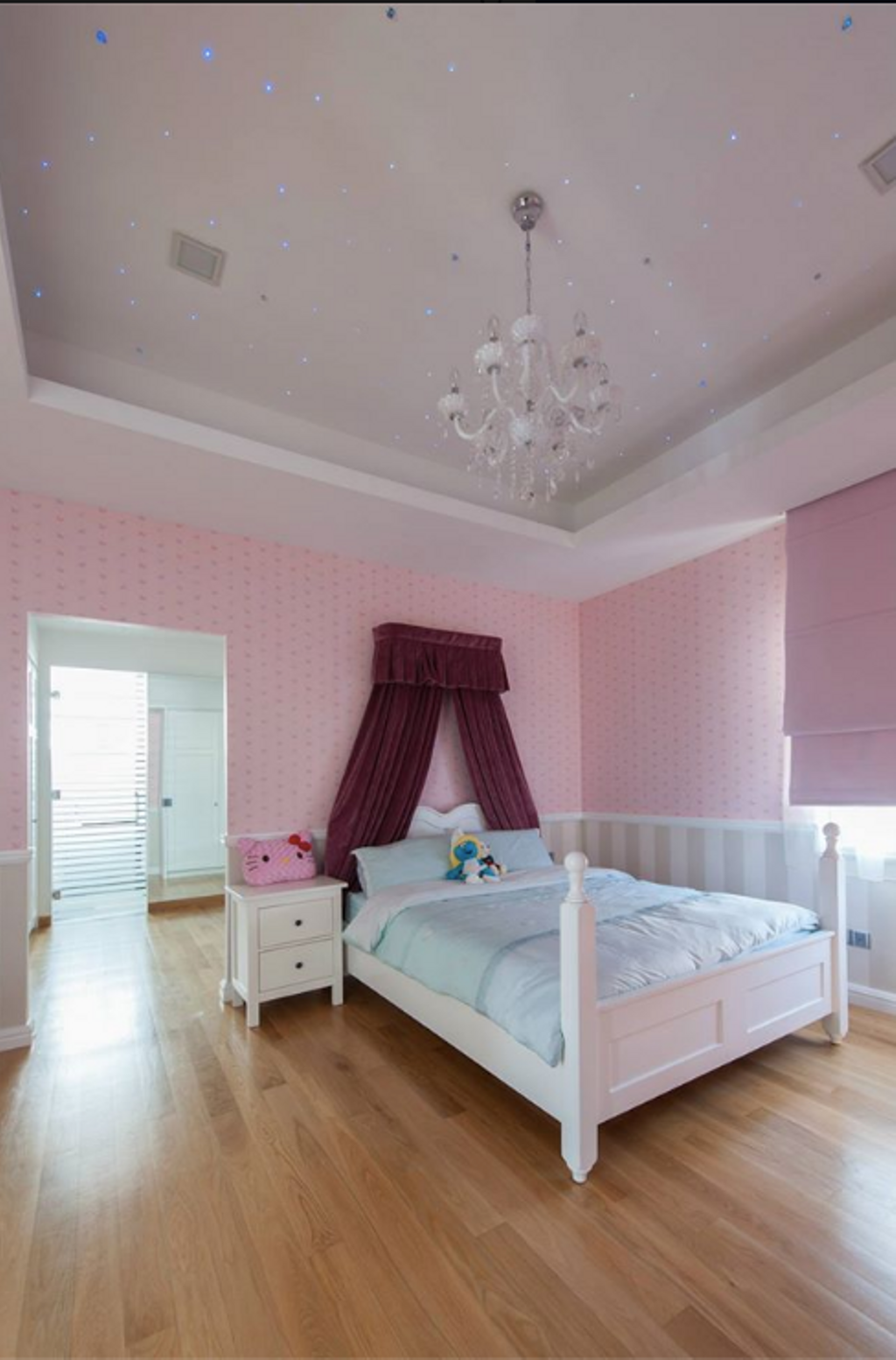 Modern, Landed, Bedroom, Casabella, Interior Designer, EDI: Essential Design Integrated, Contemporary