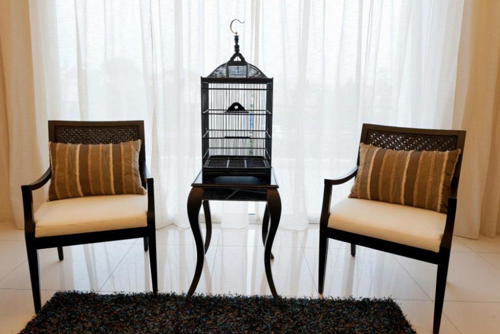 Modern, Landed, Living Room, DNP Jesselton, Interior Designer, EDI: Essential Design Integrated