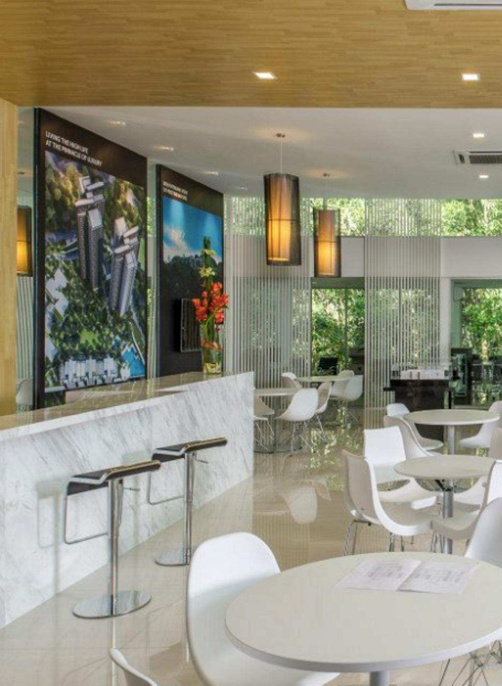Modern, Landed, IJM Seri Riana Showroom, Interior Designer, EDI: Essential Design Integrated, Traditional