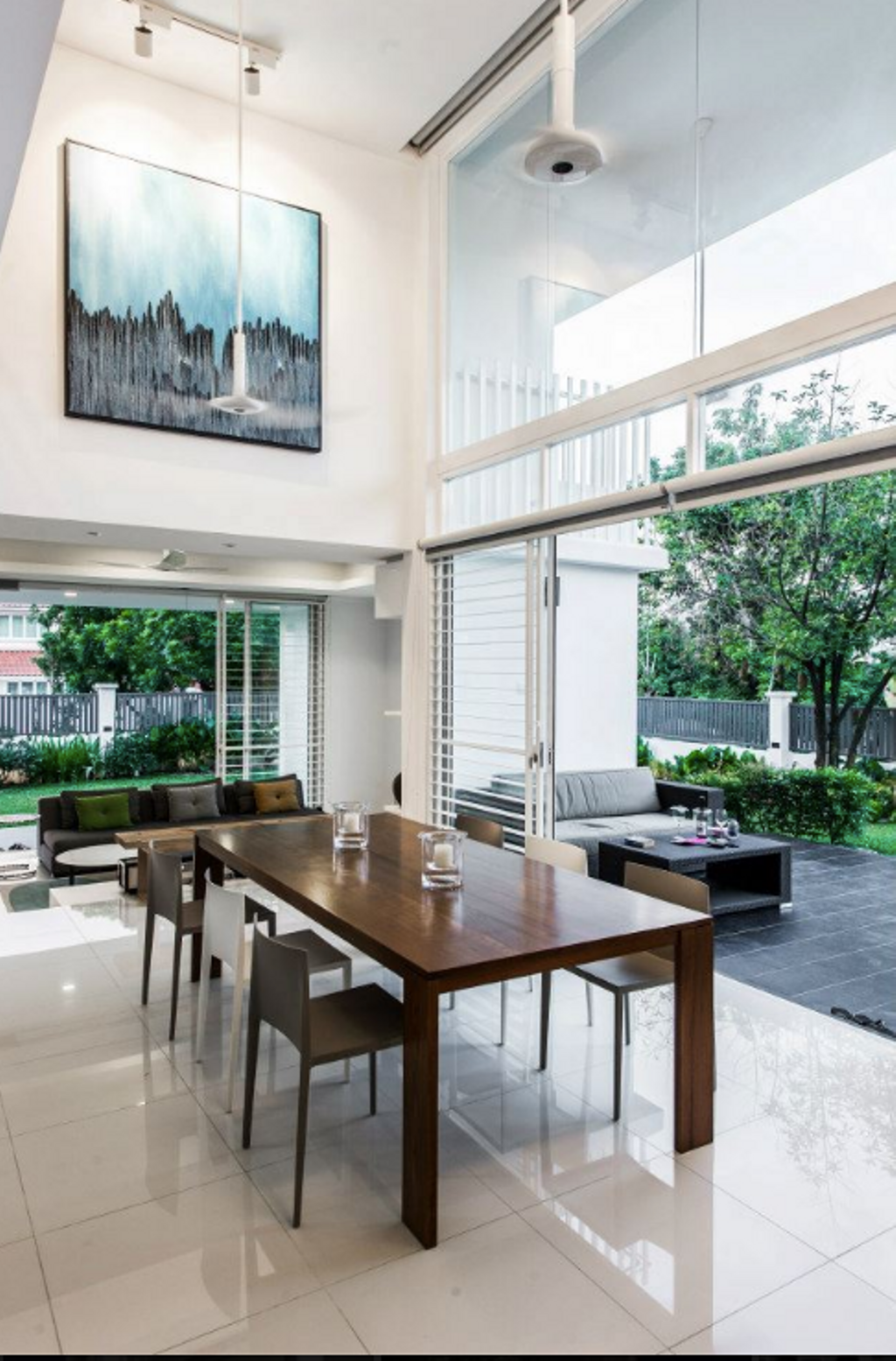 Contemporary, Landed, Dining Room, Ken Ling Residence, Interior Designer, EDI: Essential Design Integrated