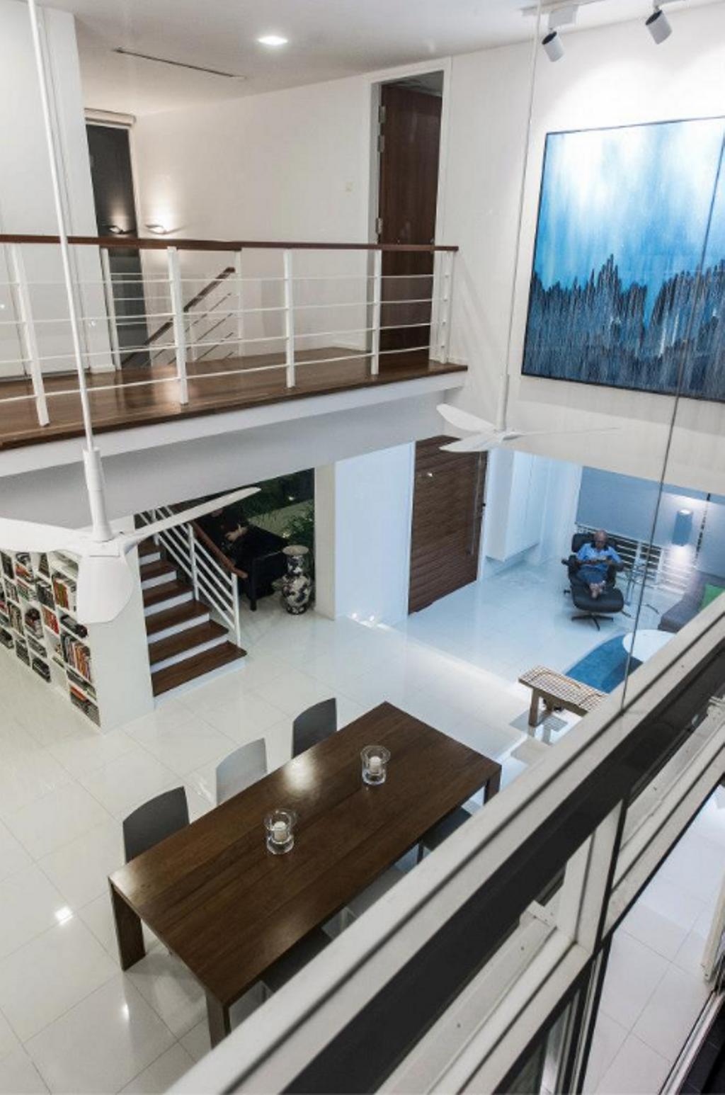 Contemporary, Landed, Dining Room, Ken Ling Residence, Interior Designer, EDI: Essential Design Integrated