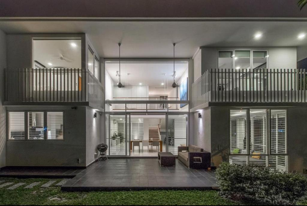 Contemporary, Landed, Garden, Ken Ling Residence, Interior Designer, EDI: Essential Design Integrated