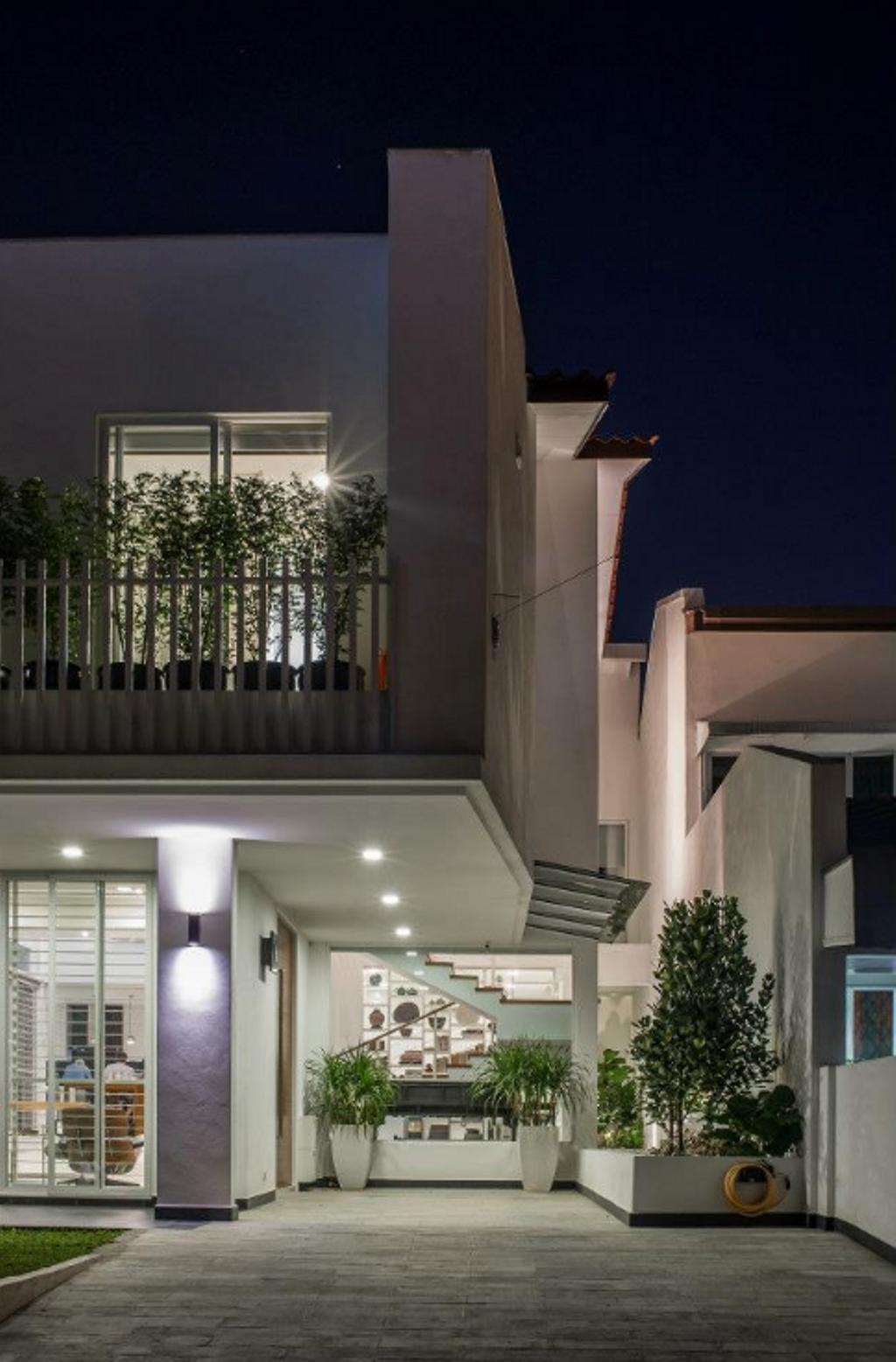 Contemporary, Landed, Ken Ling Residence, Interior Designer, EDI: Essential Design Integrated