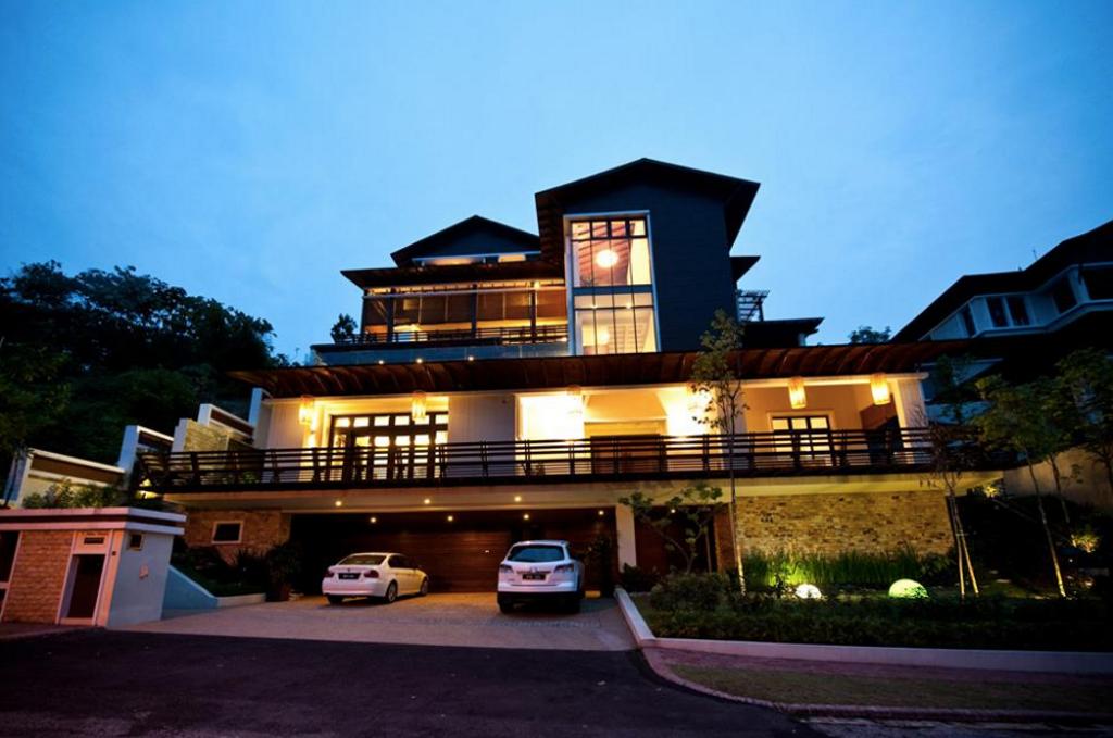 Modern, Landed, Lee Residence, Interior Designer, EDI: Essential Design Integrated, Industrial
