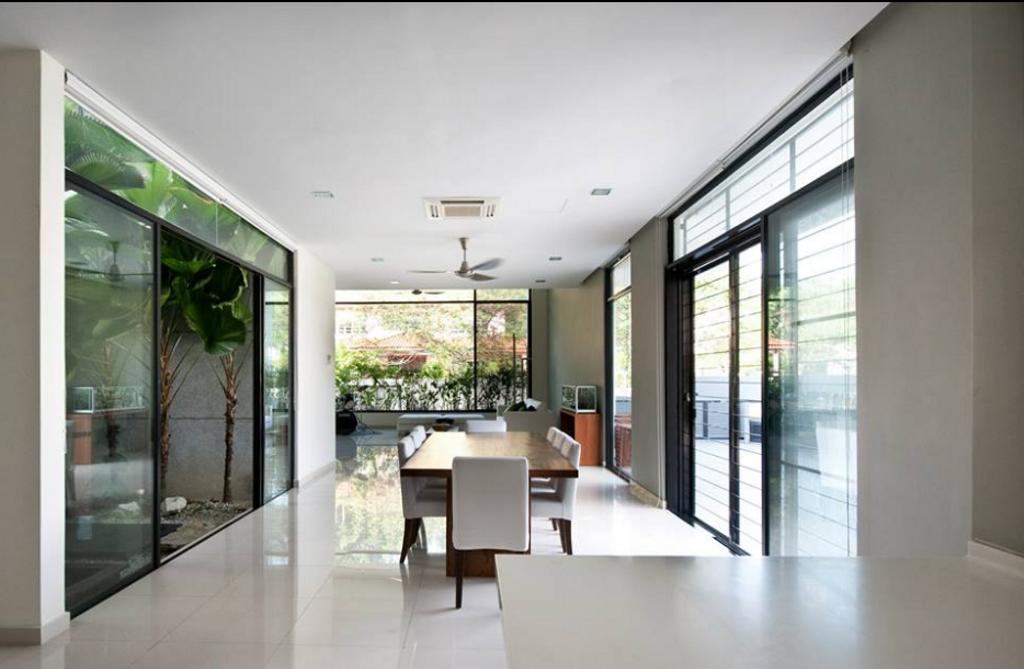 Minimalistic, Landed, Dining Room, Lydia Residence, Interior Designer, EDI: Essential Design Integrated