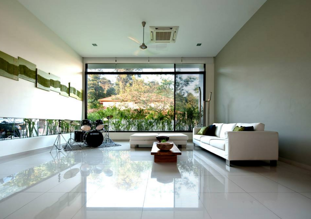 Minimalistic, Landed, Living Room, Lydia Residence, Interior Designer, EDI: Essential Design Integrated