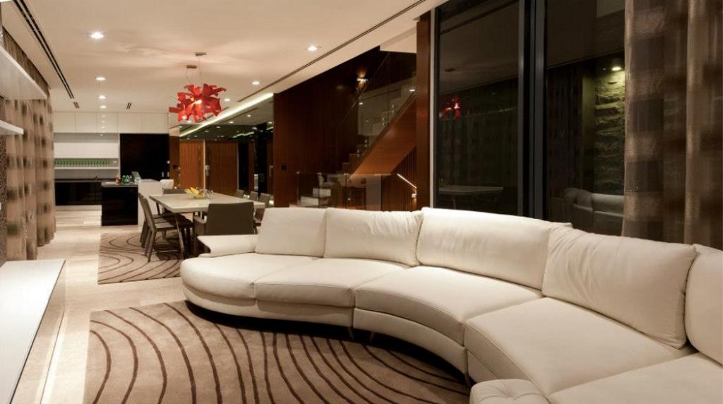 Modern, Landed, Living Room, N residence, Interior Designer, EDI: Essential Design Integrated, Contemporary