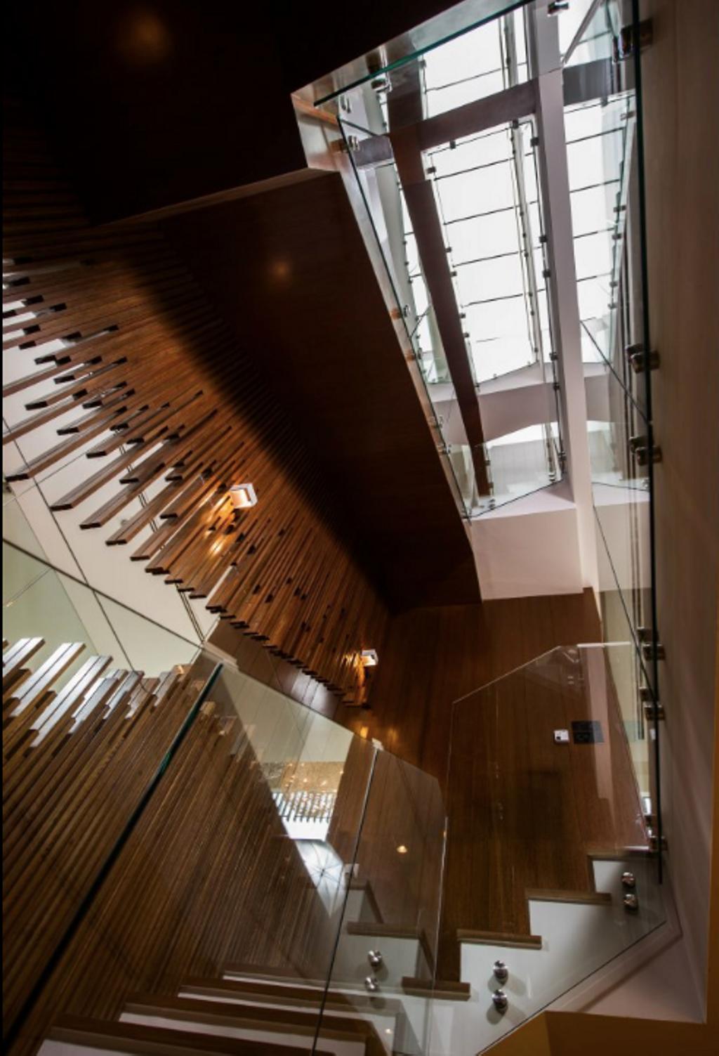 Modern, Landed, N residence, Interior Designer, EDI: Essential Design Integrated, Contemporary