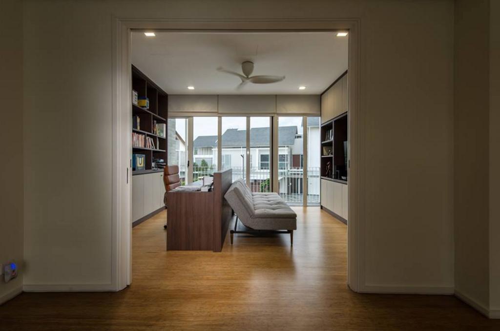 Modern, Landed, Living Room, Sri Pilmoor, Interior Designer, EDI: Essential Design Integrated, Minimalistic