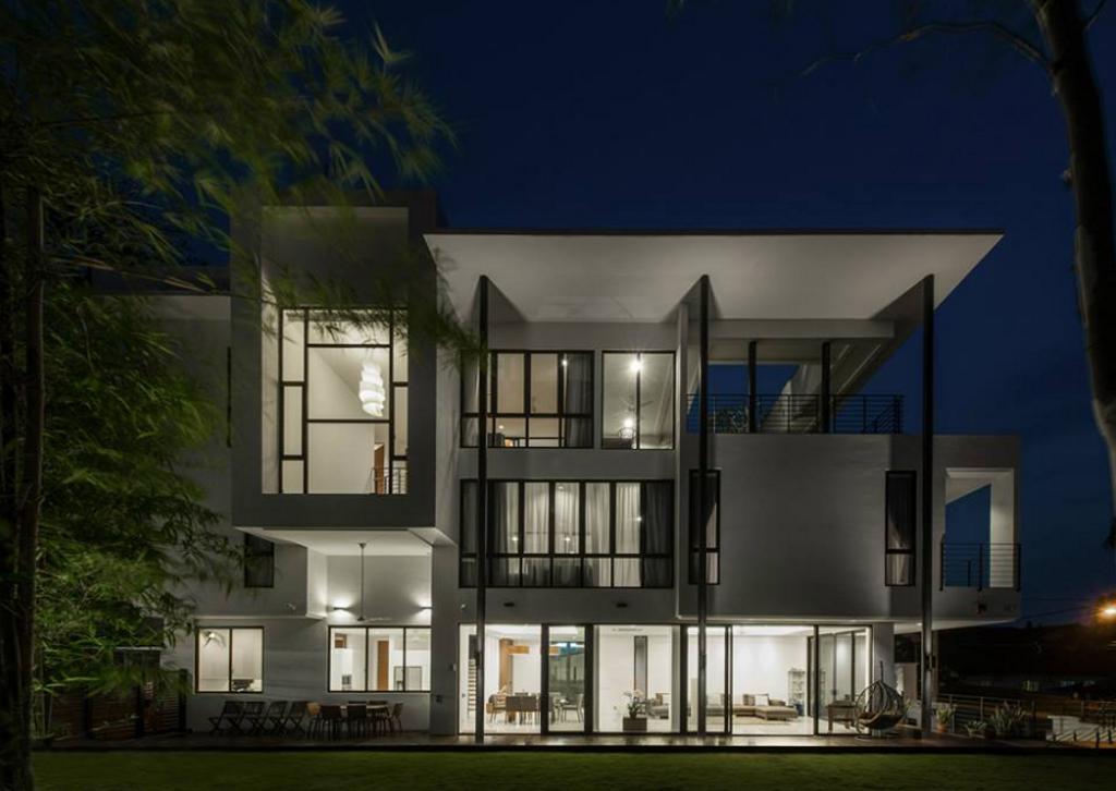 Modern, Landed, SS1 Residence, Interior Designer, EDI: Essential Design Integrated, Industrial