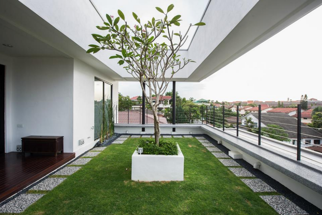 SS1 Residence by EDI: Essential Design Integrated