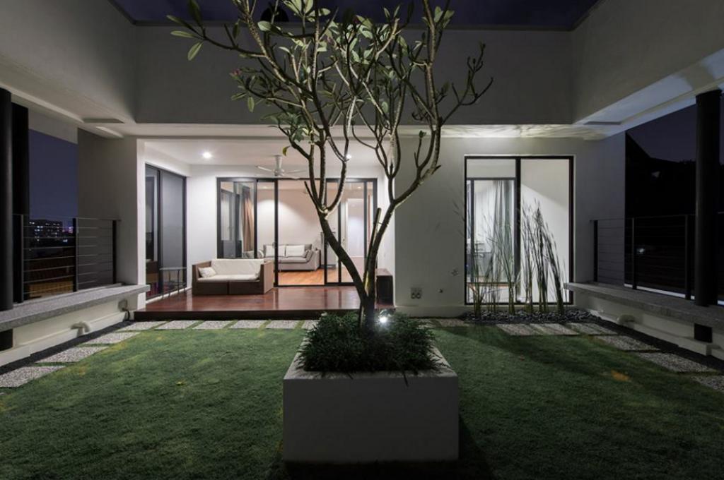 Modern, Landed, Garden, SS1 Residence, Interior Designer, EDI: Essential Design Integrated, Industrial