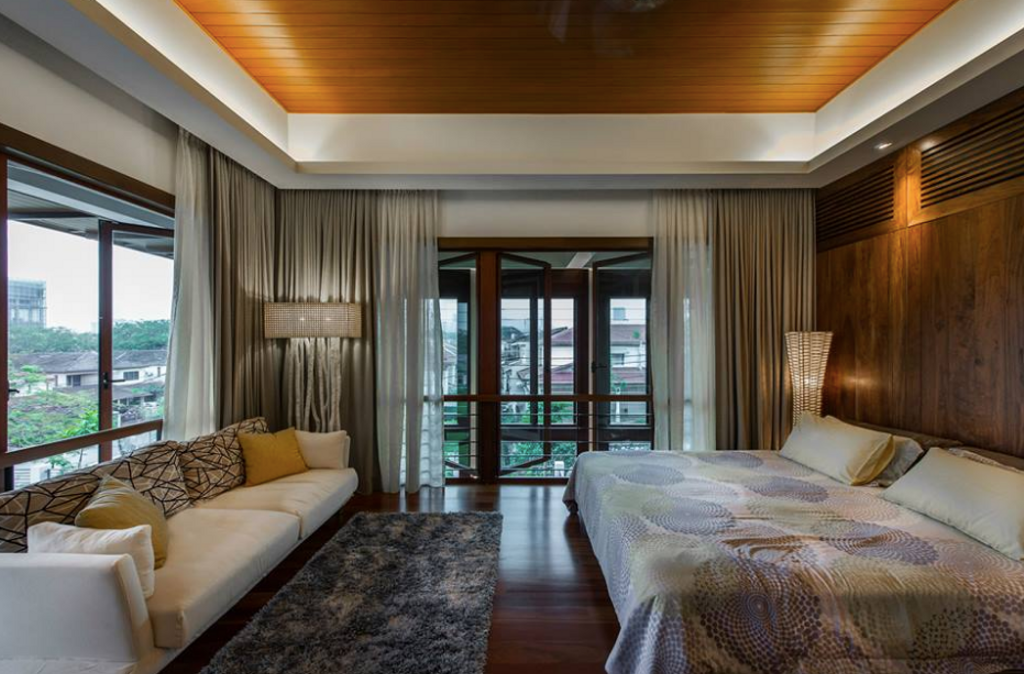 Modern, Landed, Bedroom, SS24 Semi D Renovation, Interior Designer, EDI: Essential Design Integrated, Contemporary