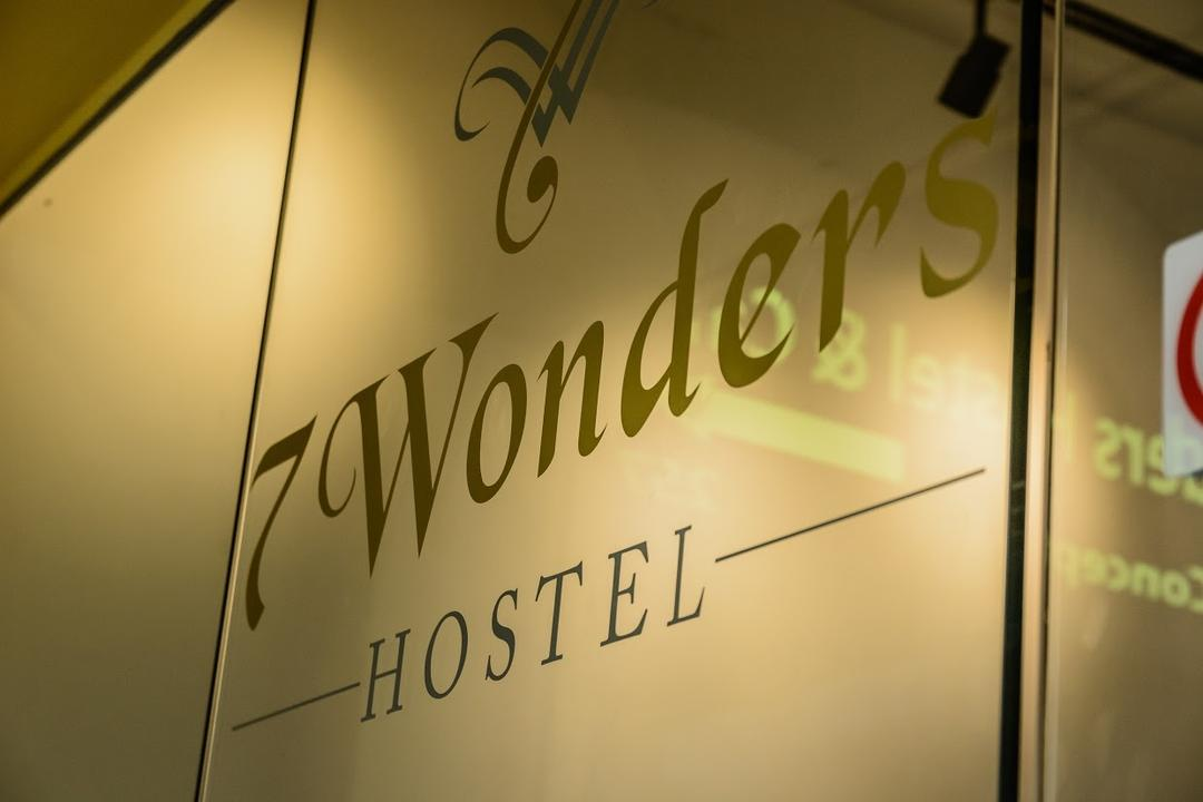 7 Wonders Hostel, The Local INN.terior 新家室, Eclectic, Commercial, Calligraphy, Handwriting, Text