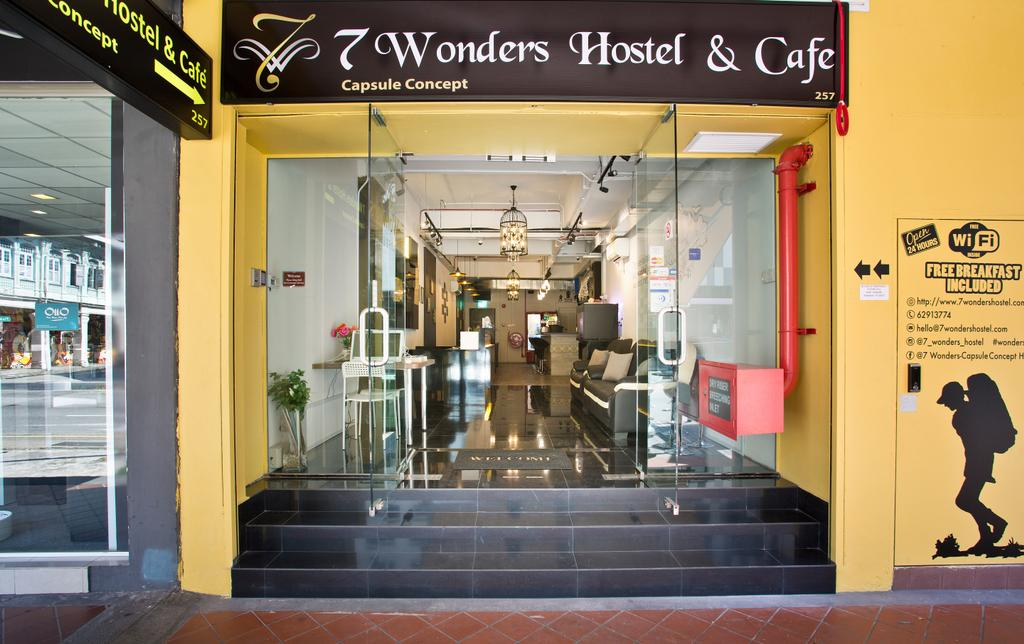 7 Wonders Hostel, Commercial, Interior Designer, The Local INN.terior 新家室, Eclectic, Sink, Indoors, Lobby, Room, Shop
