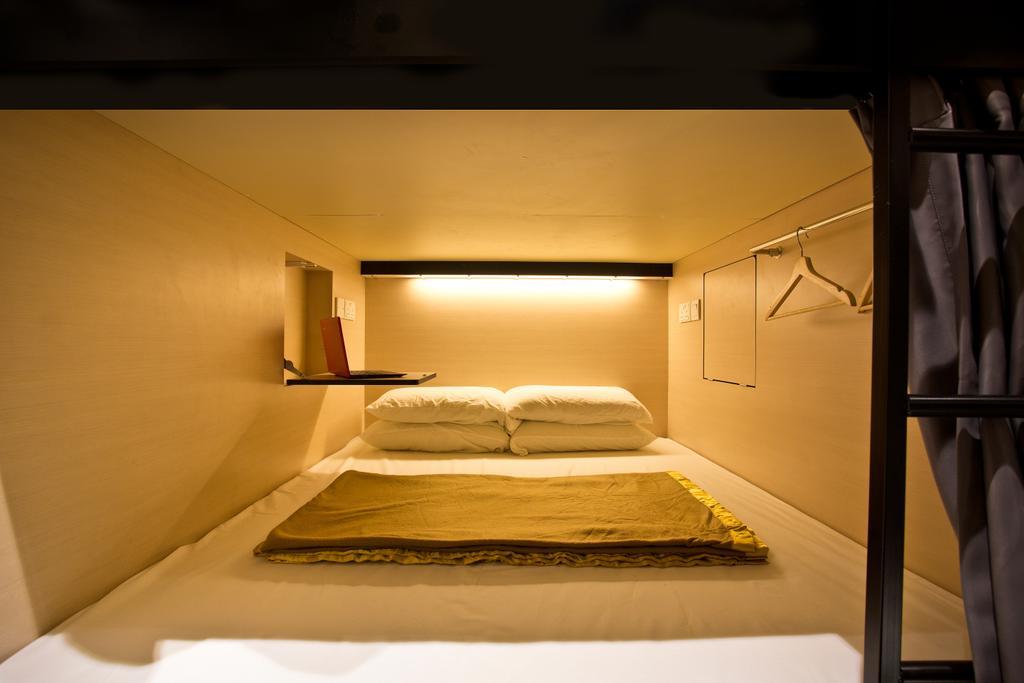 7 Wonders Hostel, Commercial, Interior Designer, The Local INN.terior 新家室, Eclectic