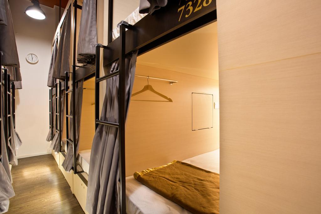 7 Wonders Hostel, Commercial, Interior Designer, The Local INN.terior 新家室, Eclectic, Flooring