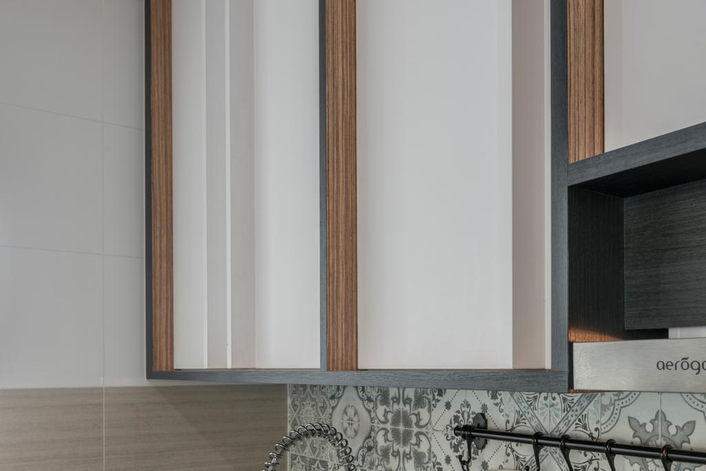 Minimalistic, HDB, Kitchen, Upper Serangoon Crescent, Interior Designer, The Local INN.terior 新家室