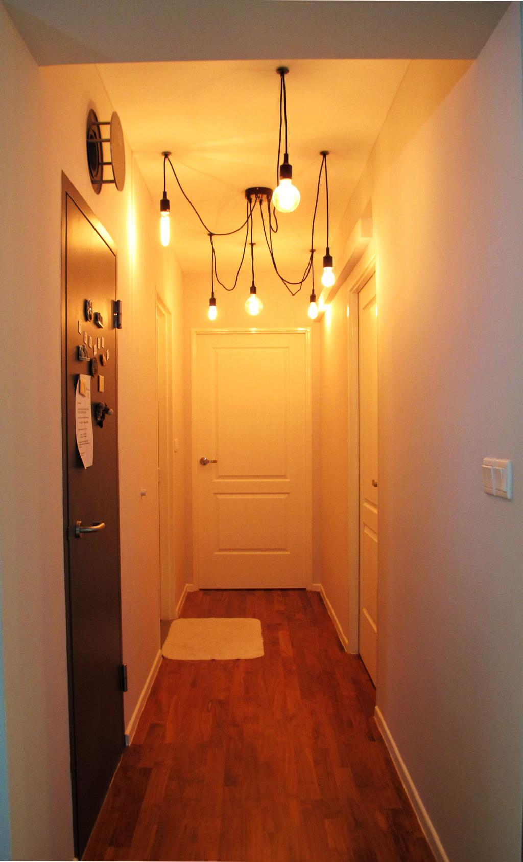 Scandinavian, HDB, Living Room, Punggol Waterway Terrace, Interior Designer, Colourbox Interior